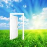 The open door or obstacles